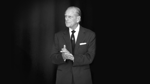 In memory of HRH The Prince Philip, Duke of Edinburgh